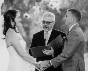 Meet the Officiant – Short and Sweet Weddings